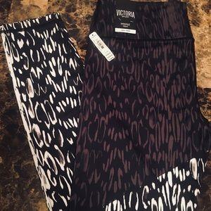 VS VSX knockout things pants leggings Size Large
